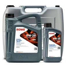 Моторное масло ROWE Hightec Synt RS LONGLIFE IV 0W-20