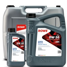 Моторное масло ROWE Hightec Synt RS 0W-30 LV II