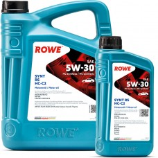 Моторное масло ROWE Hightec Synt RS 5W-30 HC-C2