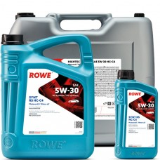 Моторное масло ROWE Hightec Synt RS 5W-30 HC-C4