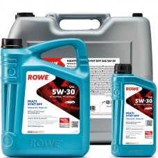 Моторное масло ROWE Hightec MultiI Synt DPF 5W-30
