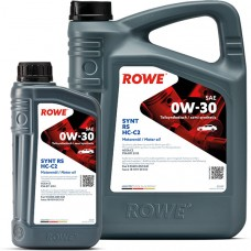 Моторное масло ROWE Hightec Synt RS 0W-30 HC-C2